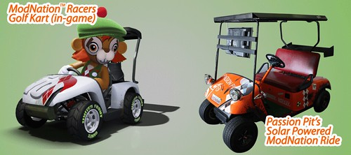 ModNation Racers: Win Passion Pit's Solar Powered ModNation Ride!