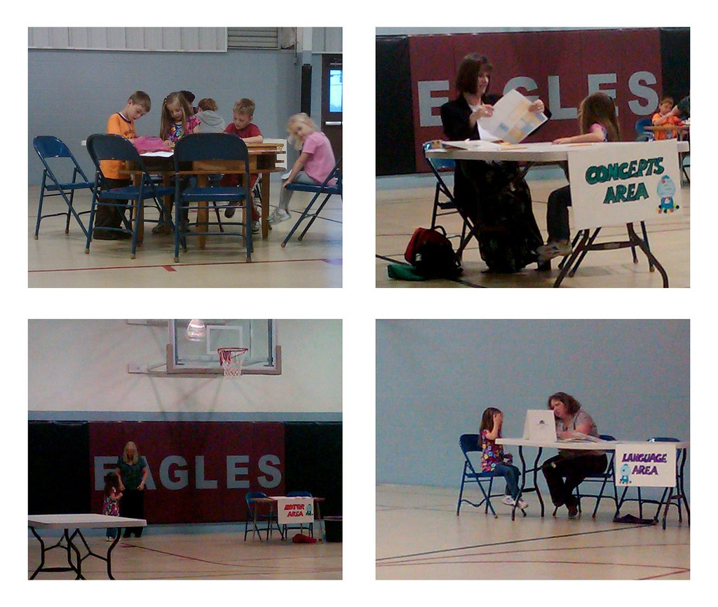 Kindergarten Registration collage