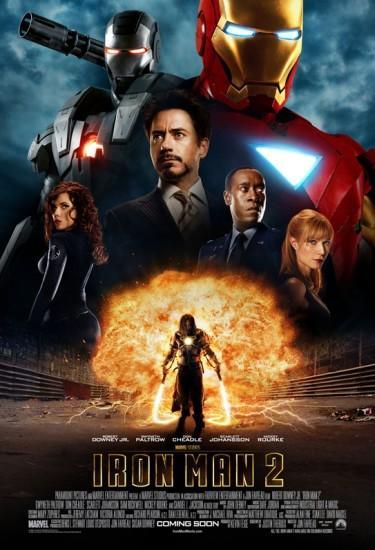 iron man 2 poster final