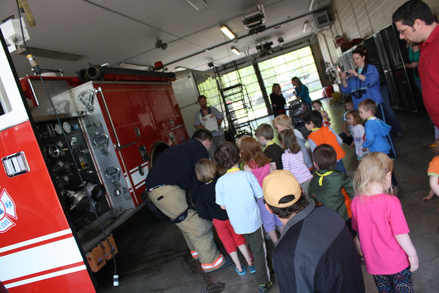 fire station field trip • preschool - 28