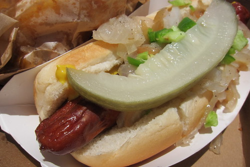 The Greasy Wiener: Hot Dog