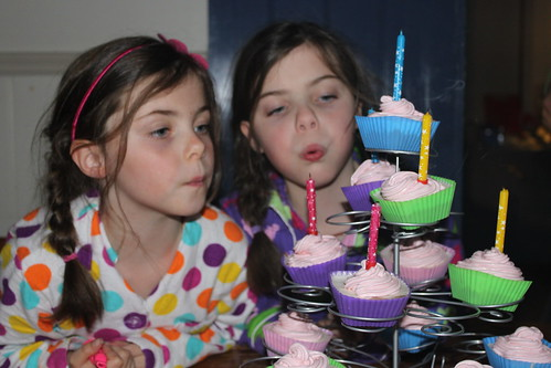 Esther and Ellamay's 7th birthday