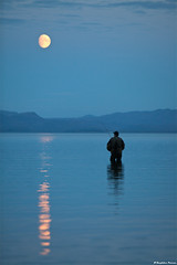 Moonlight Sonata - ingvellir, Iceland (skarpi - www.skarpi.is) Tags: travel moon mountain lake snow ice island fly iceland nationalpark fishing energy power or calm steam fullmoon flyfishing bluehour traveling powerplant trout geothermal thingvellir ingvellir sland veii veiifer bluemoon vatn orka nesjavellir geothermalenergy thingvellirnationalpark veiitr orkuveitan nesjavallavirkjun hitaveita orkuver nesjar jgarur skarpi stuvatn jarhiti orkuveitareykjavkur jarvarmi jgarurinn skarphinnrinsson travelingiceland veiimyndir
