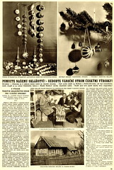 From old Magazines 49 (beranekp) Tags: old history glass magazine czech alt glas