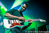 Animals As Leaders @ Album Release Tour, Saint Andrews Hall, Detroit, MI - 03-06-14