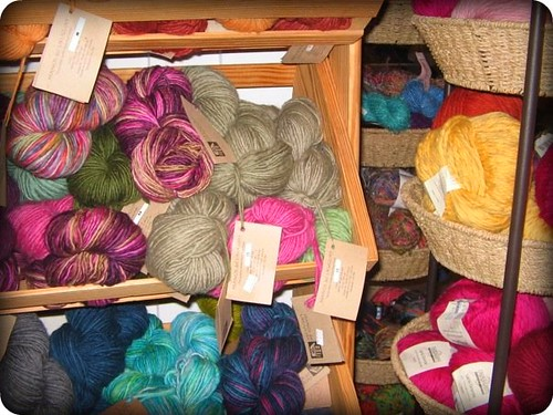Ooo. Susan's Yarn Garden in Sioux City. by you.