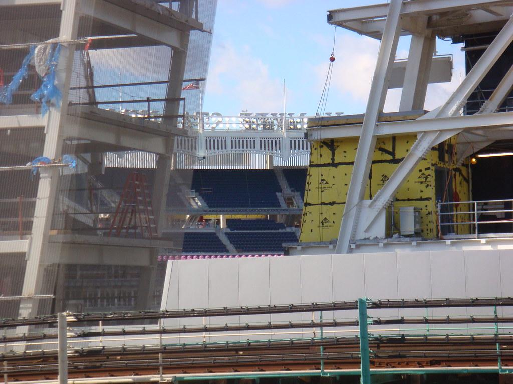 Nuevo Yankee Stadium (2009) - Página 3 3184104824_a6f13864a1_b