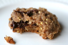 Cinnamon-Coconut Chocolate Chunk Cookie 4