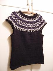 Malsens Lett-Lopi Vest from Ravelry