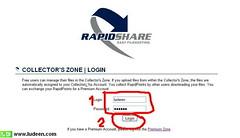 4 วิธีอัปโหลดไฟล์+การสมัครสมาชิก เว็บ rapidshare.com