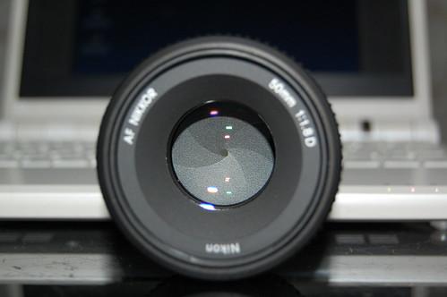 50mm 1.8D (f/22)
