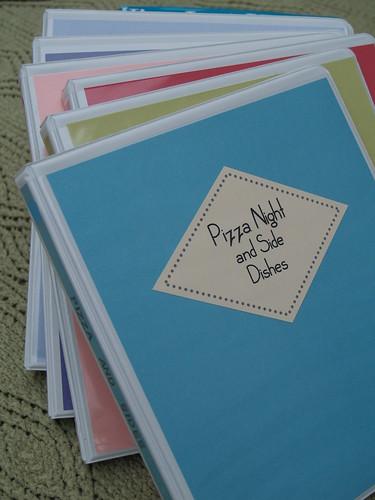 Food Nanny Notebooks