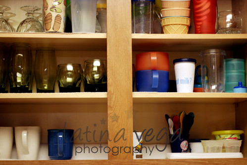 cups cabinet