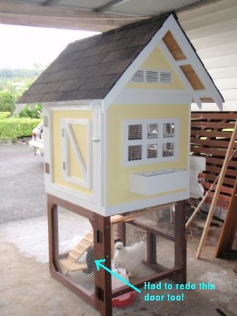 Cottage Chicken Coop Backyard Chickens Community