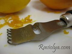 Фото нож для цедры