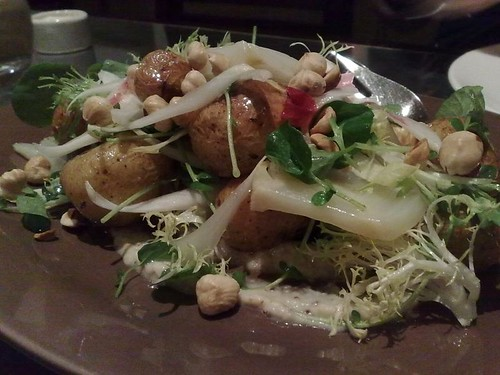 Marble Potato & Fennel Confit Salad