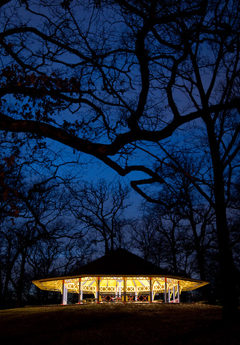Night Pavilion