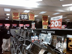 Circuit City Liquidation JohnathanLobel Tags Signs Mall Store Fashionisland Newportbeach Closing Circuitcity