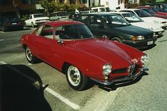 Queenstown NZ april 2001 Alfa Romeo Giulietta Sprint Speciale (willemalink) Tags: 2001 nz alfa romeo april queenstown sprint speciale giulietta