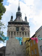 Clocktower van Dracula