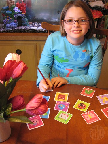 valentines for the niece-com-poops