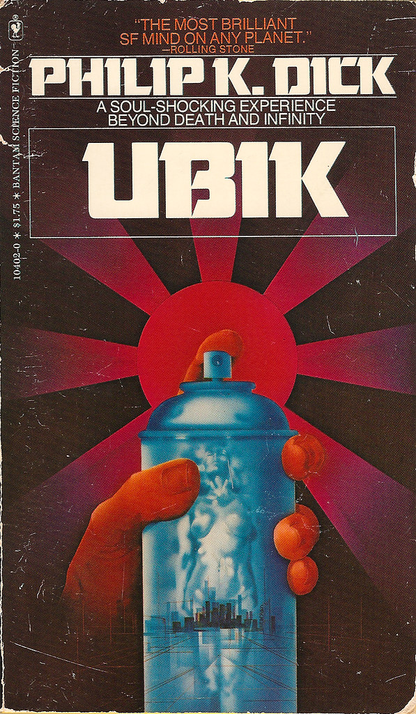Ubik Front Cover