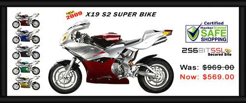 X19 S2 Super Bike