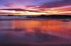 Medusa Bleeds (tropicaLiving - Jessy Eykendorp) Tags: light sunset sea sky seascape beach clouds reflections indonesia coast rocks colours shoreline wave afterglow efs1022mmf3545usm canoneos50d overtheexcellence tropicaliving vosplusbellesphotos jessyce tropicalivingtropicalliving medusableeds