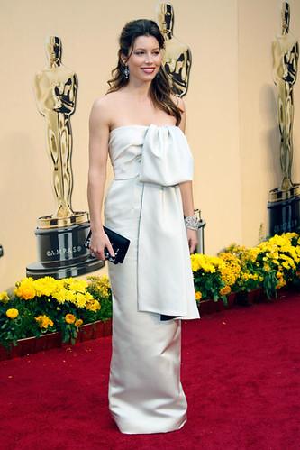 Premios Oscar Jessica Biel