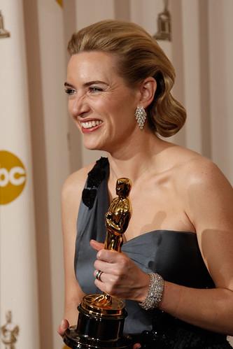 Premios Oscar Kate Winslet ganadora