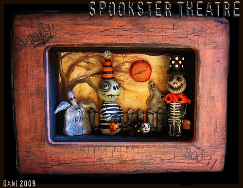 The Spookster Theatre - Large!