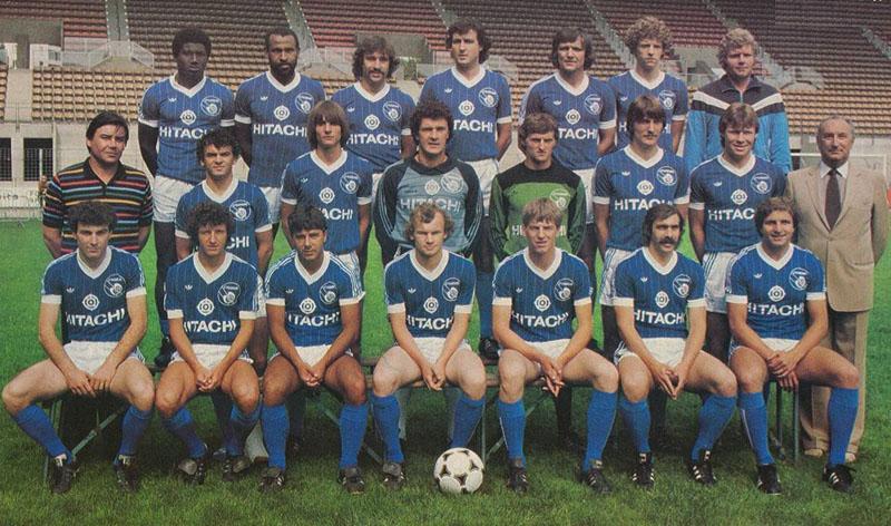 strasbourg 1983-84