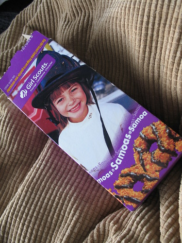 Girl Scout Cookie?