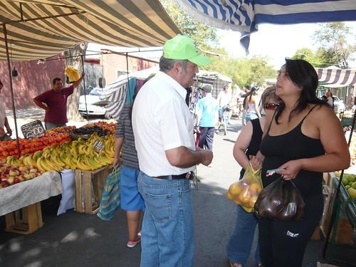 Socialización Feria San Vicente
