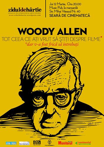 12 Martie 2009 » Woody ALLEN