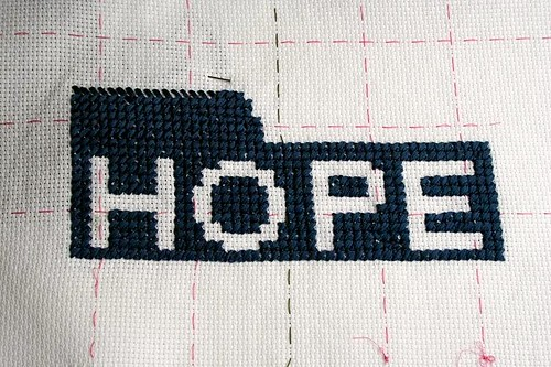 Hope in progress