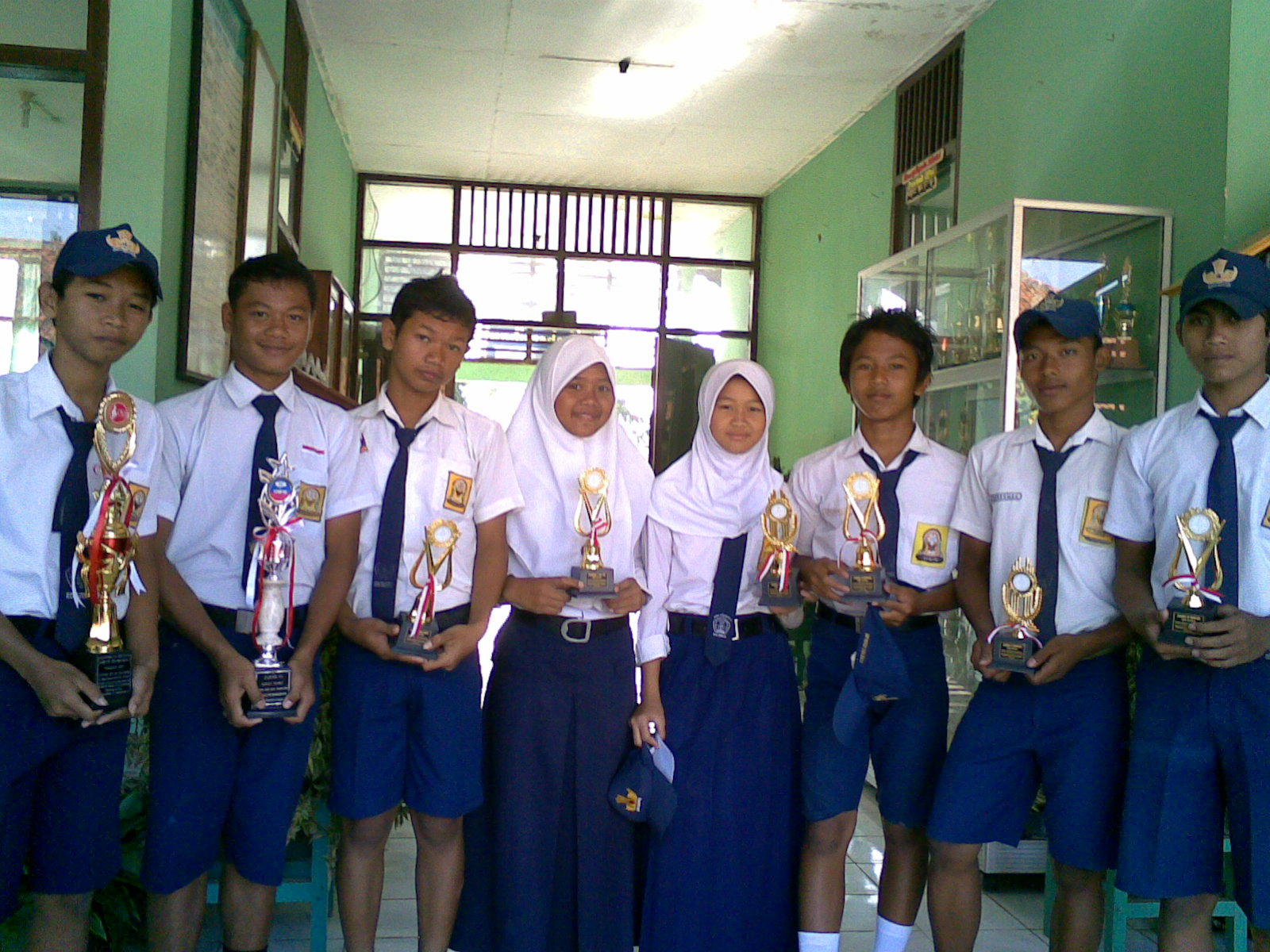 Photo Bareng peneerima piala