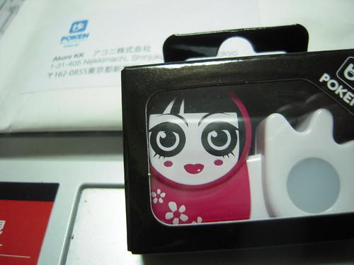 Poken - Geisha