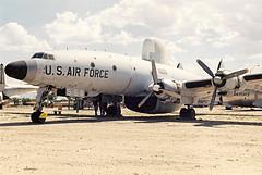 Lockheed EC-121T Constellation (Aerofossile2012) Tags: arizona museum tucson musee pima connie lockheed usaf constellation ec121t