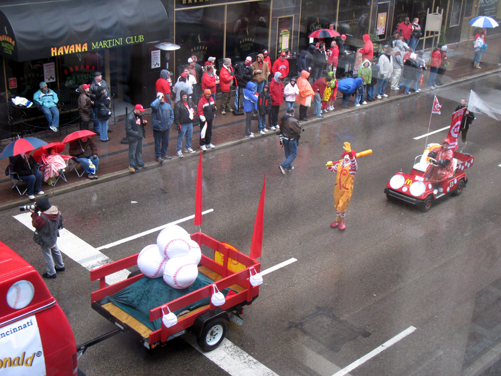 Opening Day Parade 2009