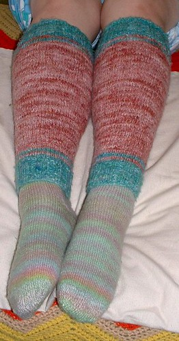 legwarmers and socks 3