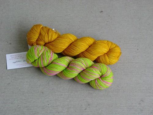 Yarntini Sock Yarn