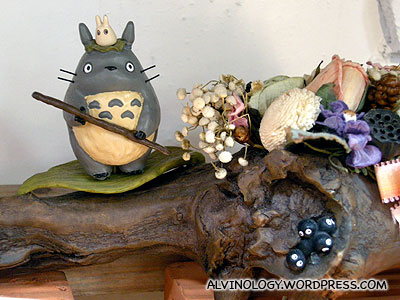 Totoro collectible figurine