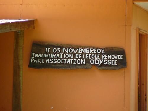 Vanuatu : Ile de Tanna #23 : Ecole de Manuapen ( francaise ) #2