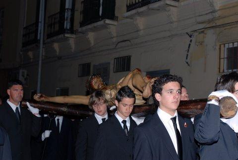 Viernes Santo 2009 Melilla 088