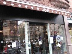 Joe the Art of UWS