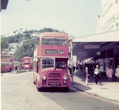 481 EFJ (AEC590) Tags: bus general corporation devon exeter titan leyland massey 481 pd2 efj