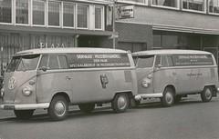 UV-87-44 Servaas muziekhandel Den-Haag (Wouter Duijndam) Tags: volkswagen denhaag transporter t1 panelvan servaas bestelwagen uv8744 muziekhandel