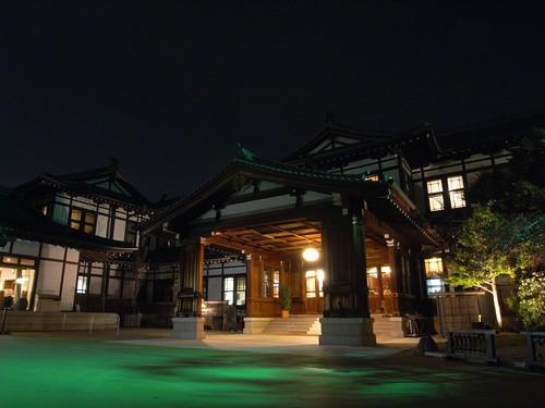 『奈良ホテル』@奈良市高畑