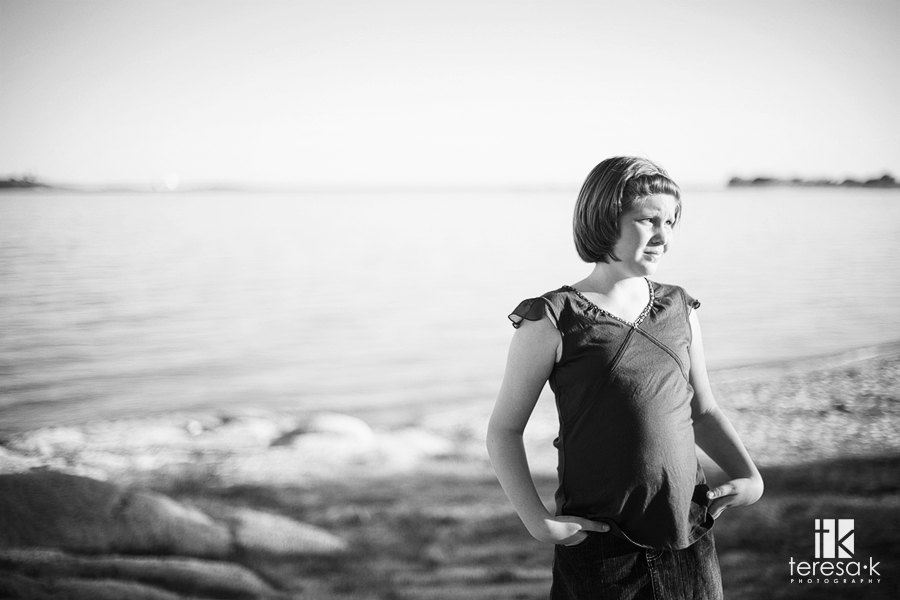 Child Portrait Session at Folsom Lake, borther and sister, by Teresa K photography